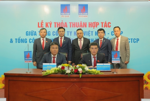 PV GAS and PVChem signed a cooperation agreement
